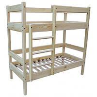 Двухъярусная кровать 140х60см