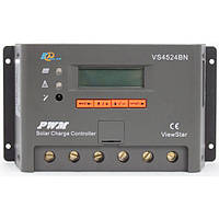 Контроллер, ШИМ 45А 12/24В  с дисплеем VS4524BN EPsolar (EPEVER), фото 1