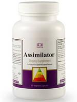 Ассимилятор (растительные ферменты) 90 капс для пищеварения противовоспалительное растворение тромбов USA
