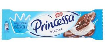 Вафля Nestle Princessa молочная 37 г