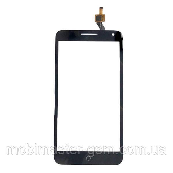 Тачскрин (сенсорный экран) Alcatel 5025D One Touch Pop 3 черный