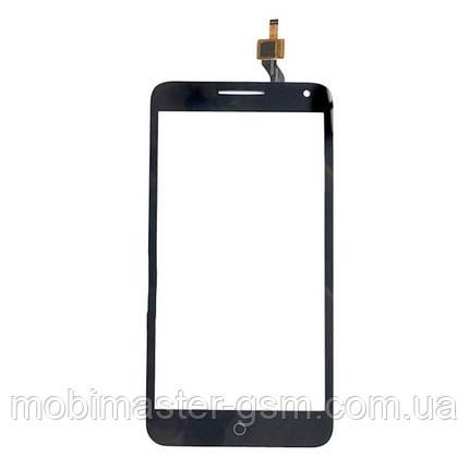 Тачскрин (сенсорный экран) Alcatel 5025D One Touch Pop 3 черный, фото 2
