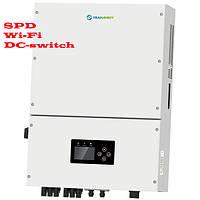 Сетевой солнечный инвертор 17 кВт  трехфазный  TRN017KTL Trannergy, фото 1