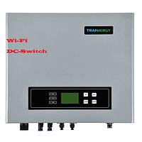 Сетевой солнечный инвертор 5 кВт трехфазный  TRB5000TL Trannergy, фото 1