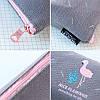 Пенал с Фламинго текстильный, фото 5