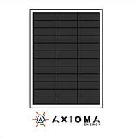 Солнечная батарея/панель 50Вт AXIOMA AX-50M монокристалл