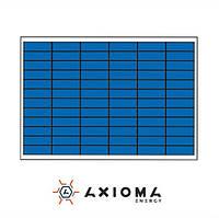 Солнечная батарея/панель 100Вт AXIOMA AX-100P поликристалл