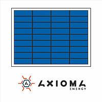 Солнечная батарея/панель 10Вт AXIOMA AX-10P поликристалл