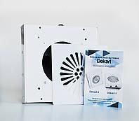 Встроенная вытяжка для маникюрного стола Dekart 4 (белая), фото 1