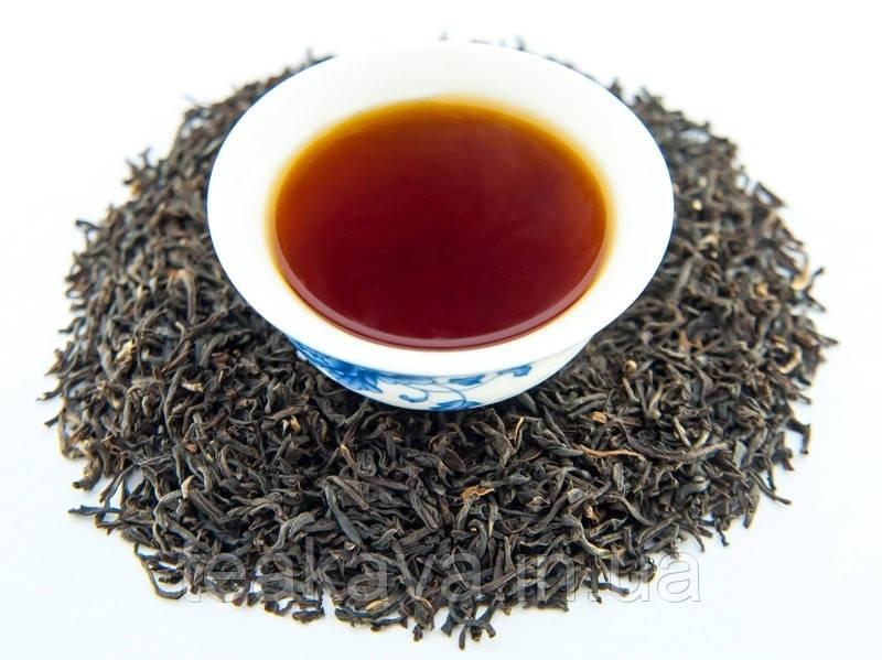 Ассам GFOP (чёрный чай), 50 грамм