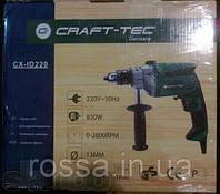 Дрель Craft-tec CX-ID220