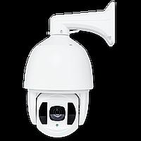 Наружная IP камера GreenVision GV-082-IP-H-DOS20V-200 PTZ 1080P