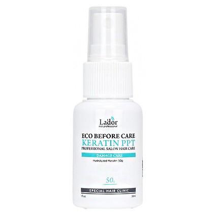 Кератиновый спрей для волос La'dor Eco Before Care Keratin PP 50 мл