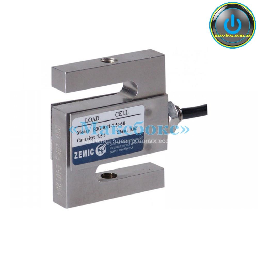 Тензодатчик S-Образный 100 кг | B3G-C3-100kg-6B ZEMIC