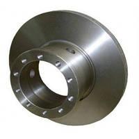 MAK7529 диск торм. пер (D=315мм) DAF