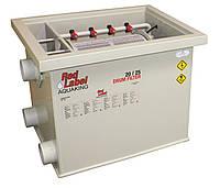 Барабанный фильтр для пруда (УЗВ) AquaKing Red Label Drum Filter 20/25, фото 1