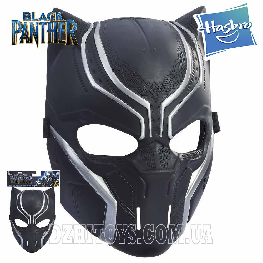 Маска MARVEL BLACK PANTHER BLACK PANTHER оригинал Hasbro ...