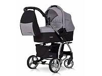 Универсальная коляскаVirage Ecco 2 в 1, Grey Fox,EasyGoEGVIECCOun