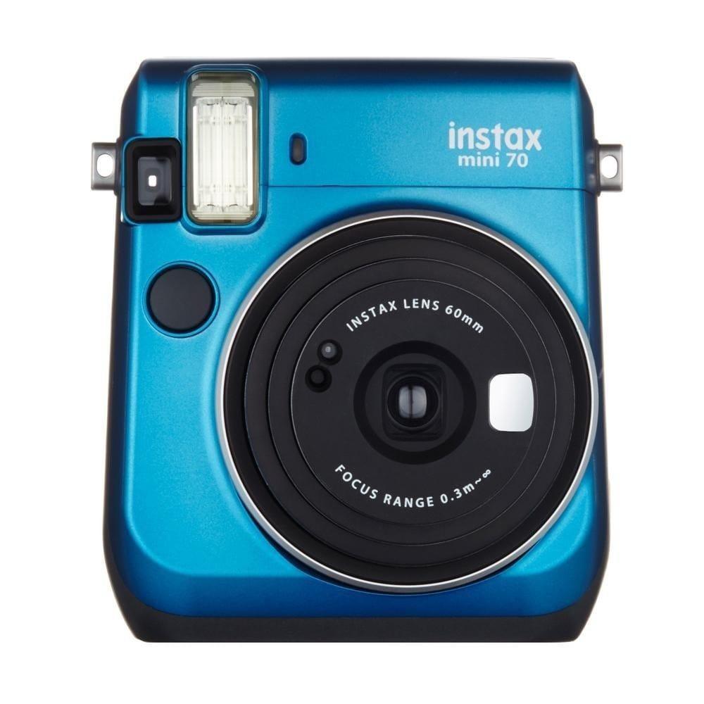 Фотокамера моментальной печати Fujifilm Instax Mini 70 Blue