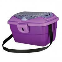 Trixie Mini-Capri переноска для животных, 40х30х22 фиолетовая