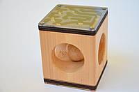 Кубик с лабиринтами, фото 1