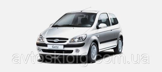 Скло лобове, заднє, бокові для Hyundai Getz (Хетчбек) (2002-2011)