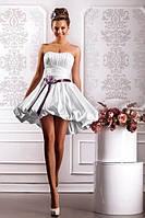 """Прокат 900 грн. Свадебное платье  """"Лиловая сказка"""" в стиле """"бейби-дол"""""""