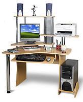 """Компьютерный полу угловой стол """"Виктория"""""""