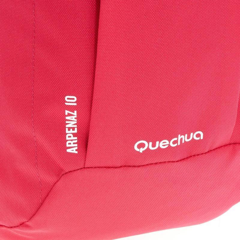Спортивный рюкзак QUECHUA 10L, розовый, фото 9