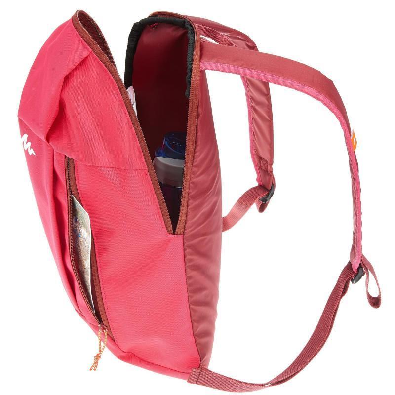 Спортивный рюкзак QUECHUA 10L, розовый, фото 7