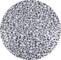 Шоколадная посыпка серебряная, 120 г (TM «Pavoni»)