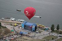 Полеты на воздушных шарах на фестивалях и концертах.