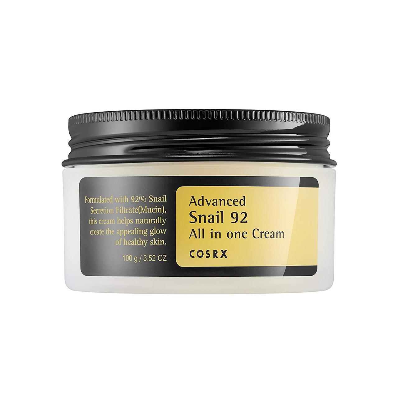 Высокоактивный крем для лица с 92% муцина улиткиCOSRX Advanced Snail 92 All In One Cream