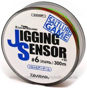 Шнур UVF Jigging Sensor +Si 6,0-300