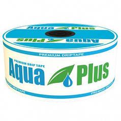 Крапельна стрічка AquaPlus 8mil-30-340 (1000 м)
