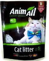 Силикагель AnimAll наполнитель для кошачьих туалетов10.5литров