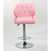 Стул барный хокер HC949 Розовый, фото 1