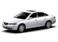 Стекло лобовое, заднее, боковые для Hyundai Grandeur TG/Azera (Седан) (2006-2011), фото 1