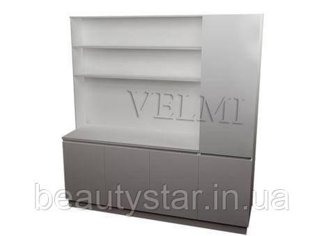 Парикмахерская мебель шкафы Лаборатории под заказ VM532