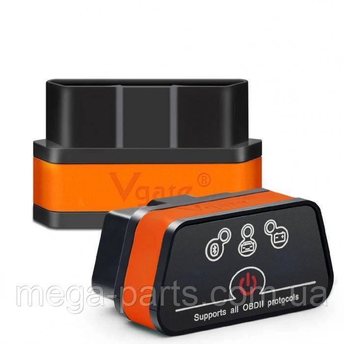 Автосканер Диагностика Vgate iCar2 OBD 2 ELM327 OBD2  WIFI для IOS
