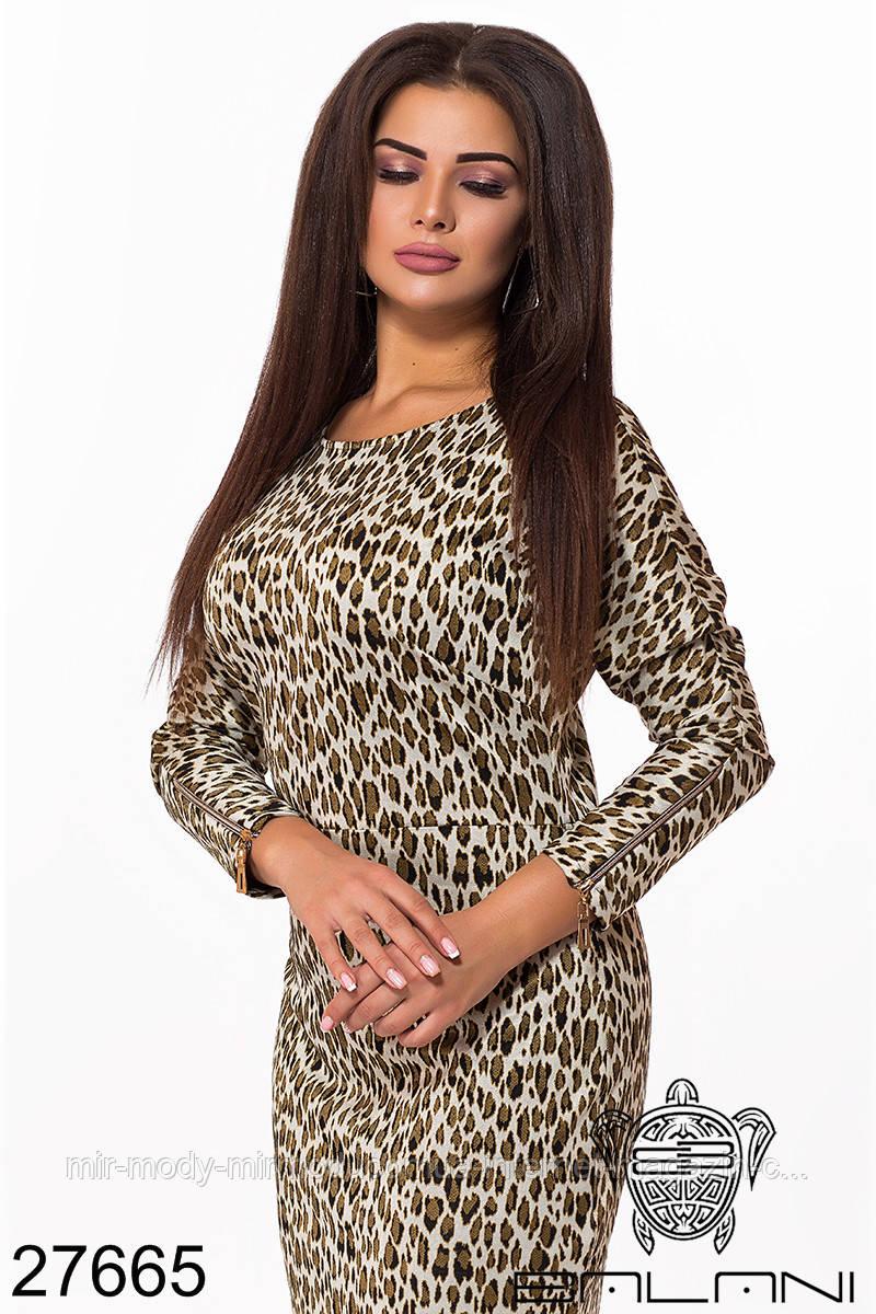 Батальное платье - 27665(2 цвета) с 48 по 54  размер (бн)