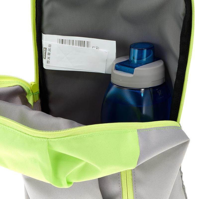 Спортивный рюкзак QUECHUA 10L, серый, фото 8