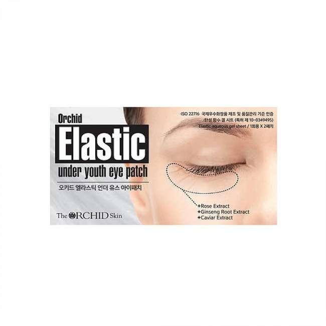 Патчи для кожи вокруг глаз The Orchid Skin Elastic Under Eye Youth Eye Patch 1 пара