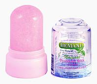 Натуральный квасцовый дезодорант c Розой Hemani Natural Deodorant Stick, фото 1