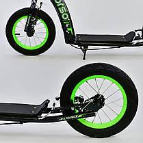 Самокат CORSO с надувными колесами 12 дюймов, фото 3