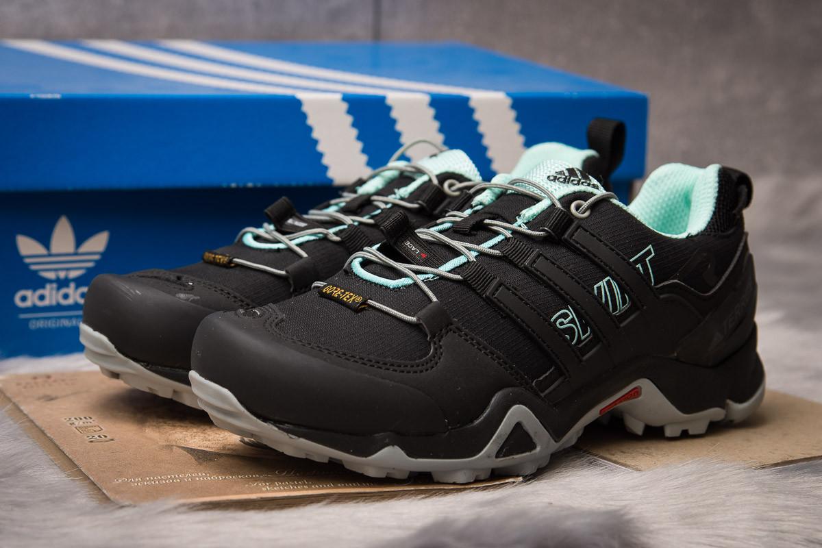 Кроссовки женские Adidas Terrex Swift, черные (15092) размеры в наличии ► [  37 (последняя пара)  ]