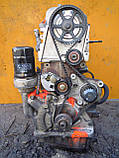 Мотор (Двигатель) Hyundai Santa Fe II 2006-2010г.в. 2.2 дизель CRDI D4EB Автомат, фото 8