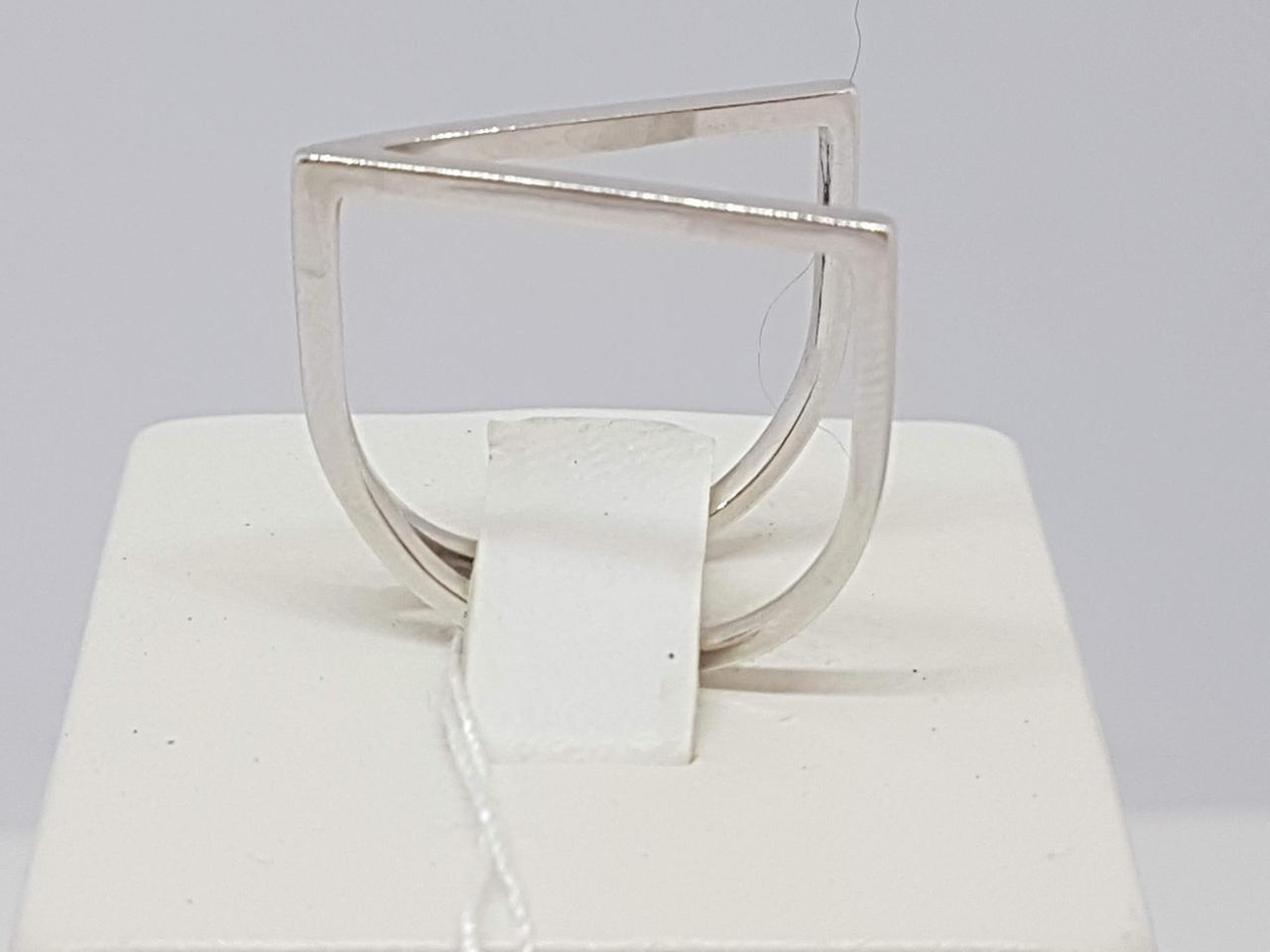 Серебряное кольцо. Артикул 3880 17,5
