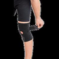 Бандаж для коленного сустава с 2-мя ребрами жесткости разъемный неопреновый Тип 517