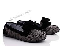 bc37d0236ffe Мокасины женские Summer shoes BK01 grey (36-40) - купить оптом на 7км